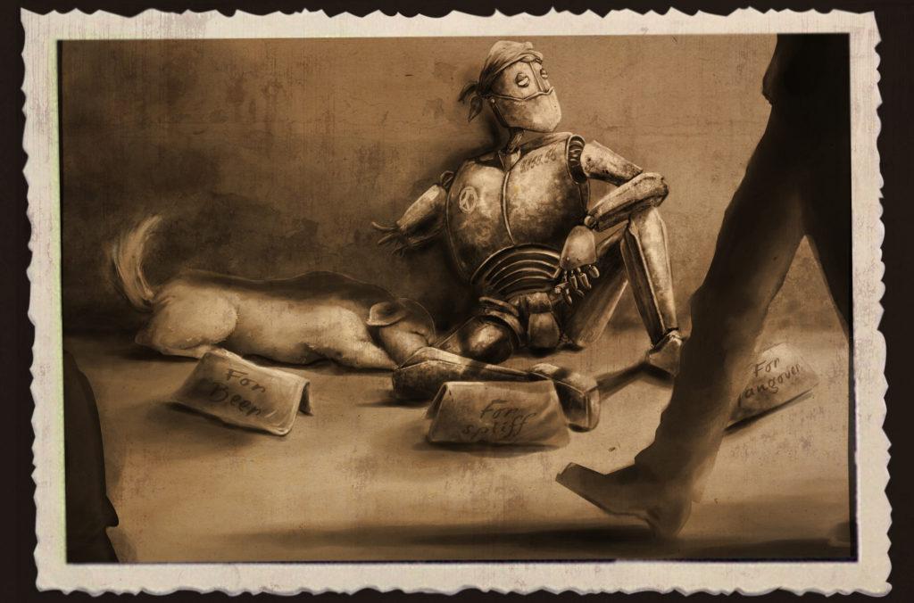 Ilustración de Sara Sánchez