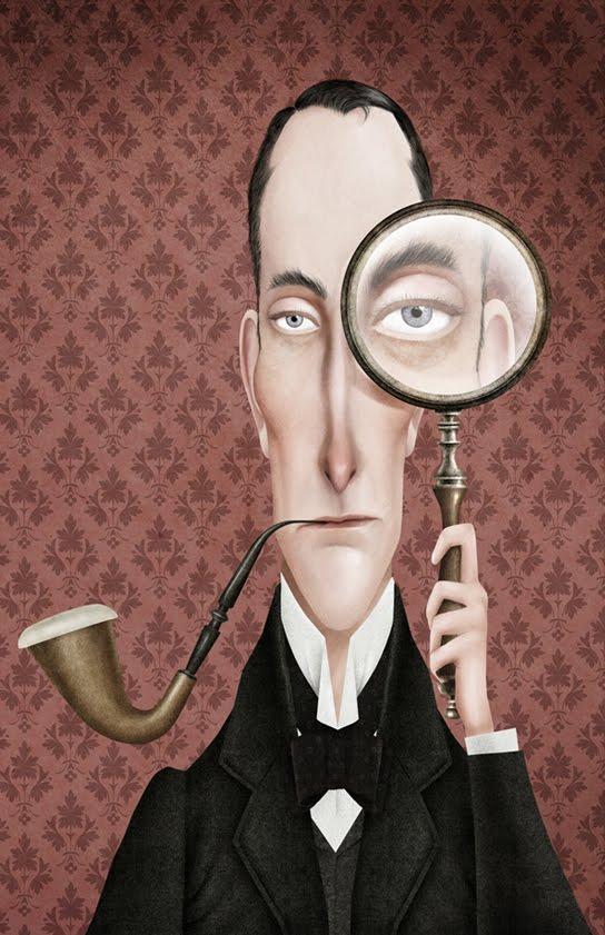 Sherlock de Iban Barrenetxea