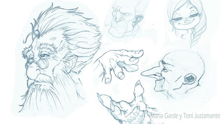 El Arte de la Creación de Personajes