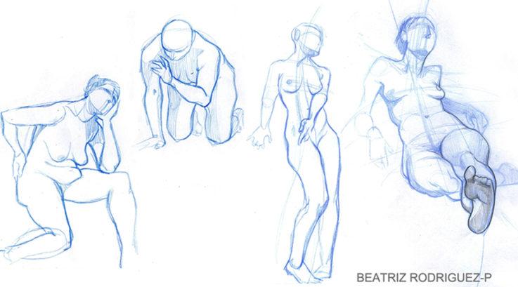 El Arte del Dibujo de Figura para Ilustradores