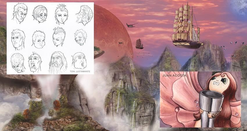 Imagen de Grado Profesional de Ilustración Tradicional y Digital