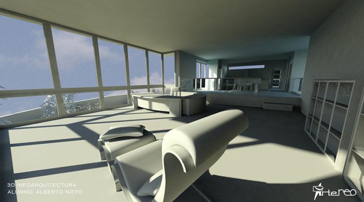 Máster en InfoArquitectura 3D e Interiores
