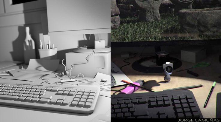 Máster en 3D y Producción CGI