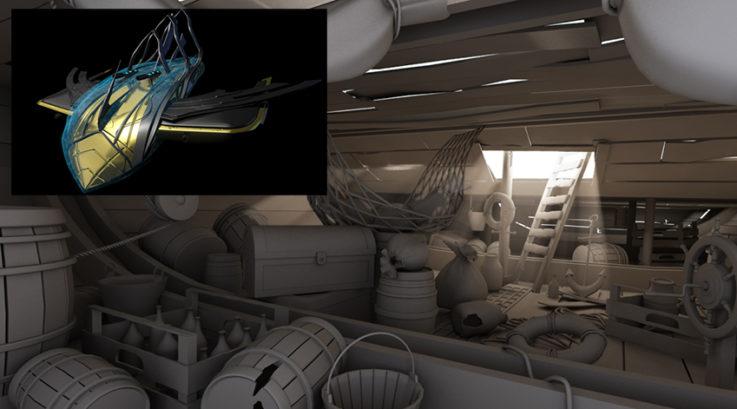 Imagen de 3D