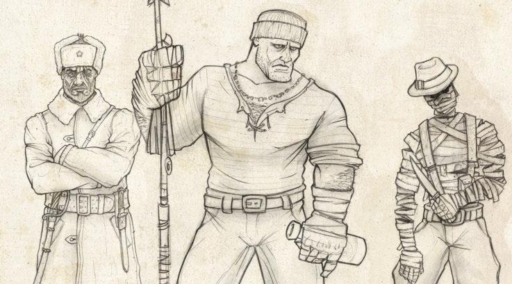 El Arte del Dibujo y Creación de Personajes