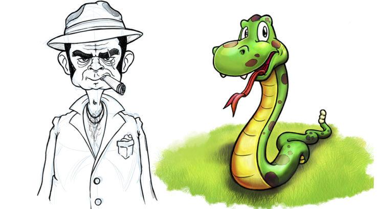 El Arte del Dibujo y Creación de Personajes – NIVEL I