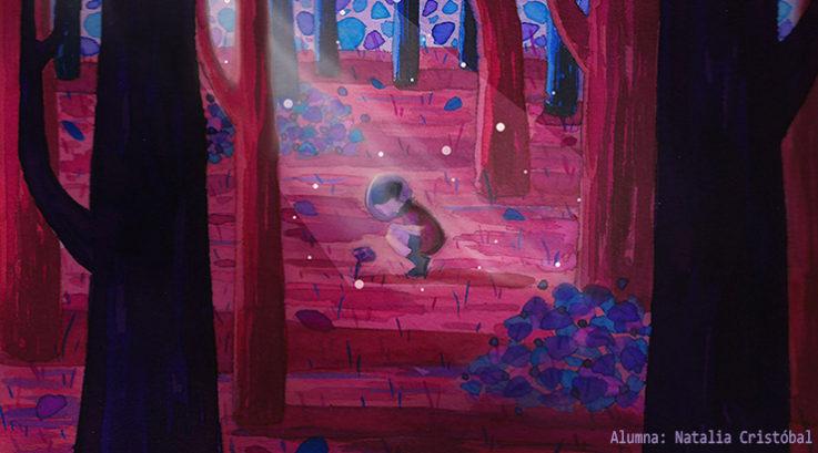 Curso de Ilustración Infantil