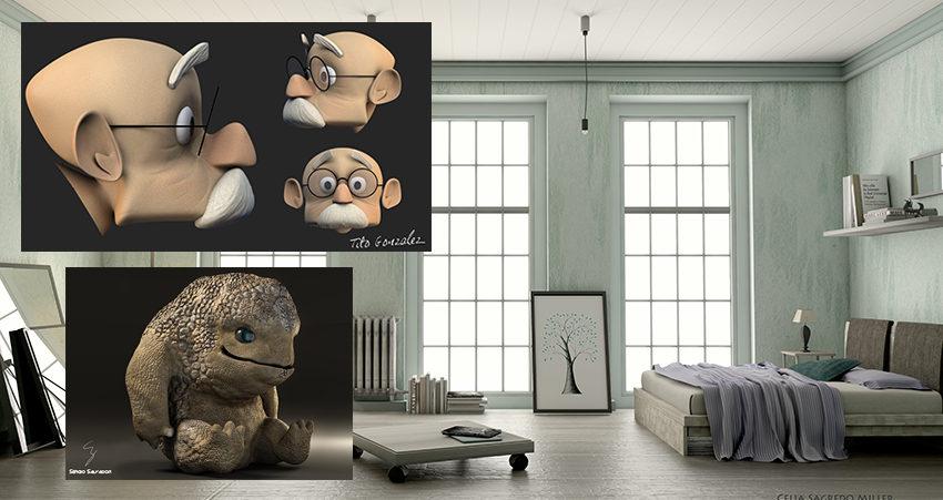 Imagen de Grado Profesional en Cine de Animación 3D y Videojuegos