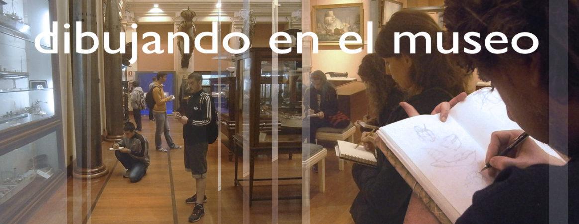 Imagen de Dibujando en el Museo