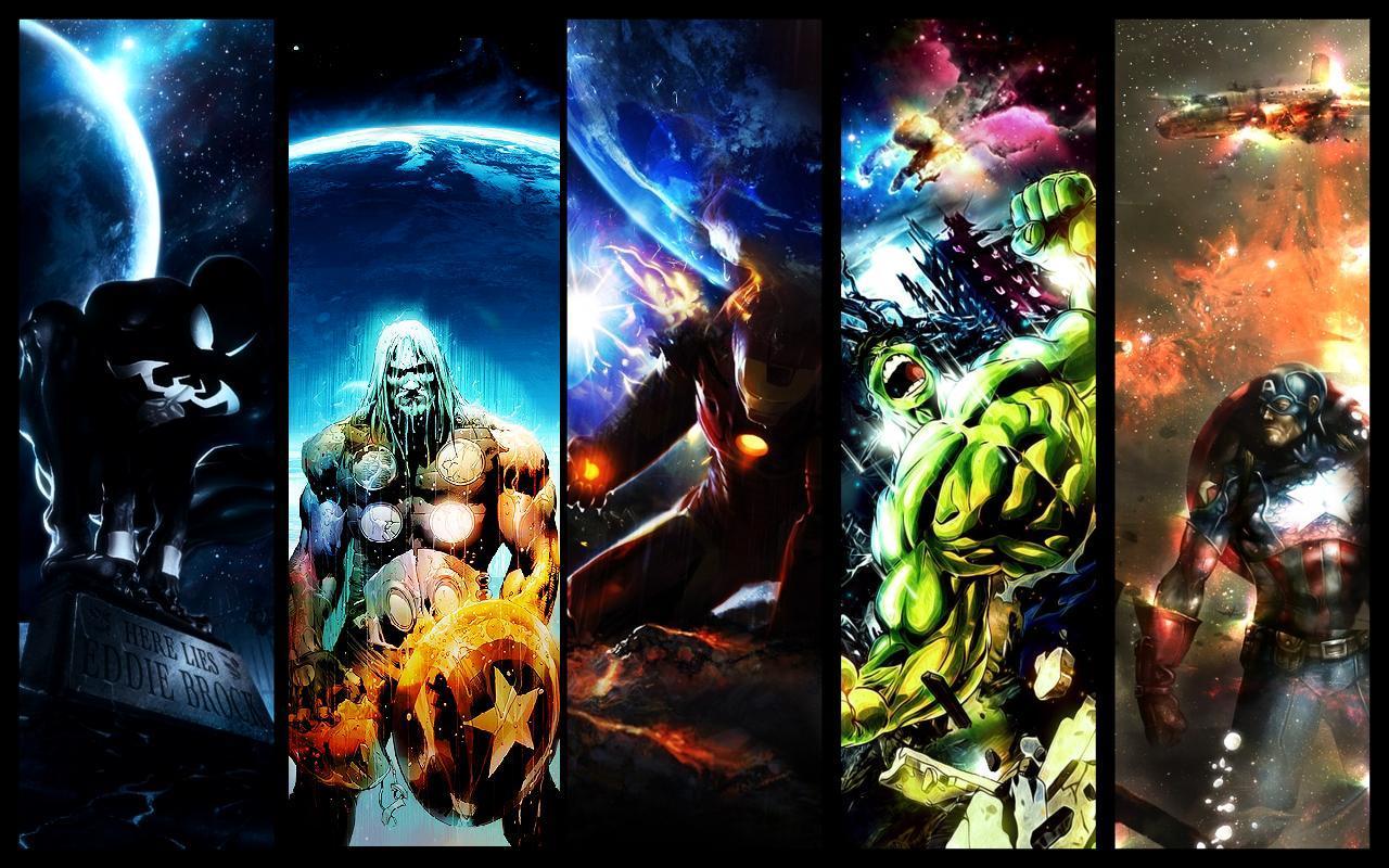 Marvel Super Heroes 60 Superhéroes: Top 10 Superhéroes Marvel De La Historia