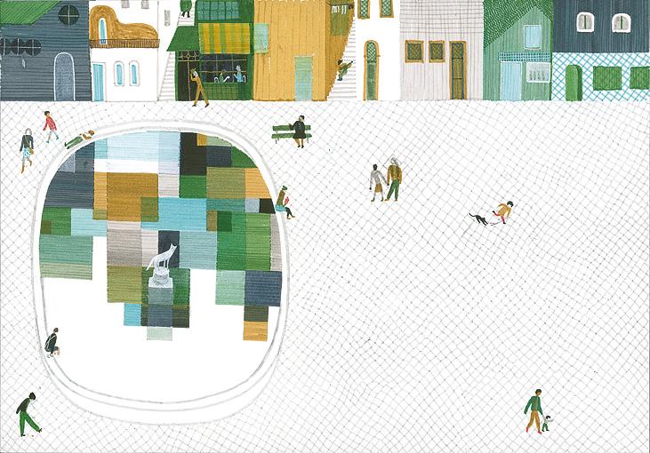 Concurso Ilustrarte 2016 de Ilustración infantil, Violeta Lópiz