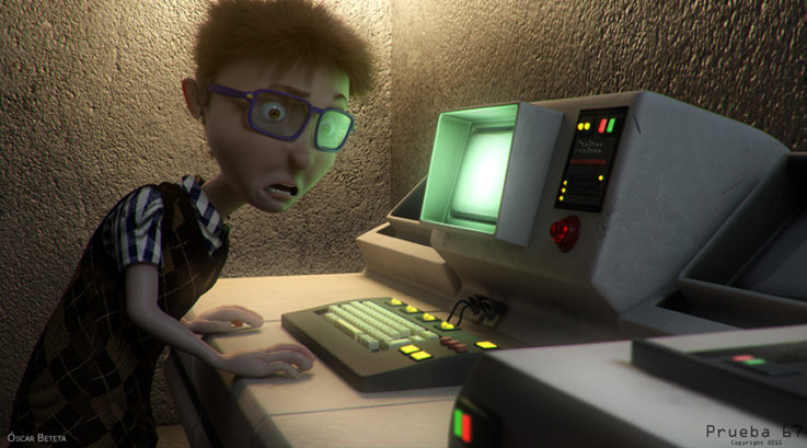 Máster en Arte 3D y Cinematografía