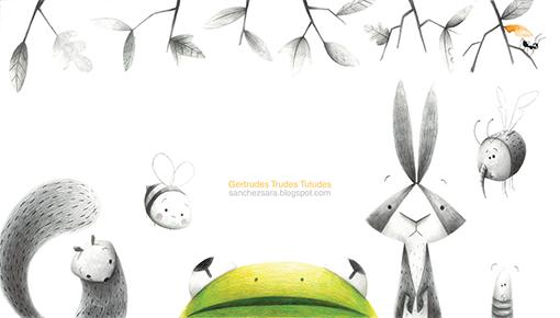 ilustraciones para libros infantiles1