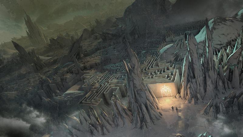 gráficos 3D ilustración