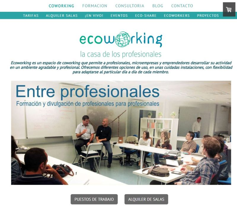 coworking eco