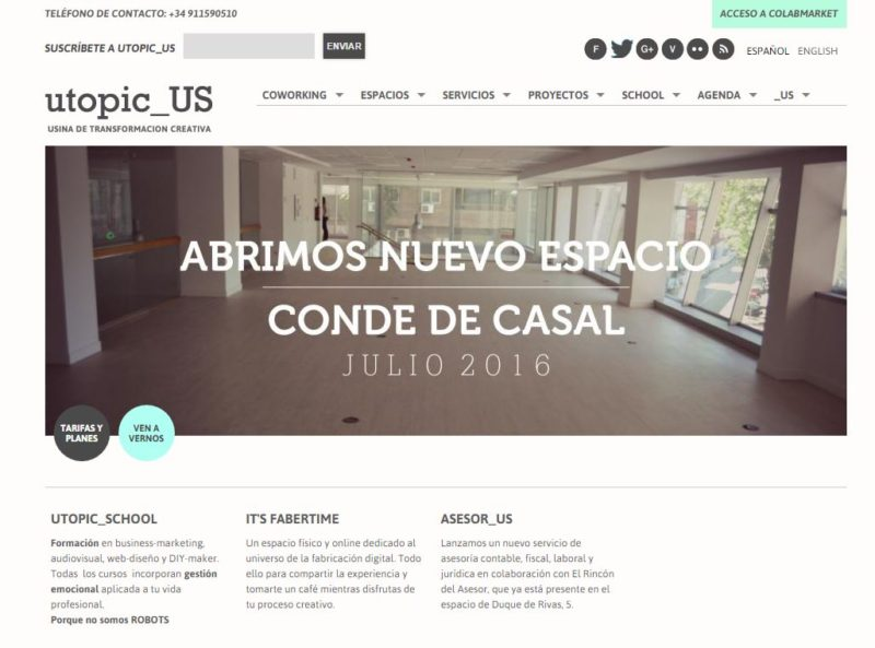 coworking utopicus