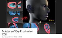 Máster en 3D Producción CGI