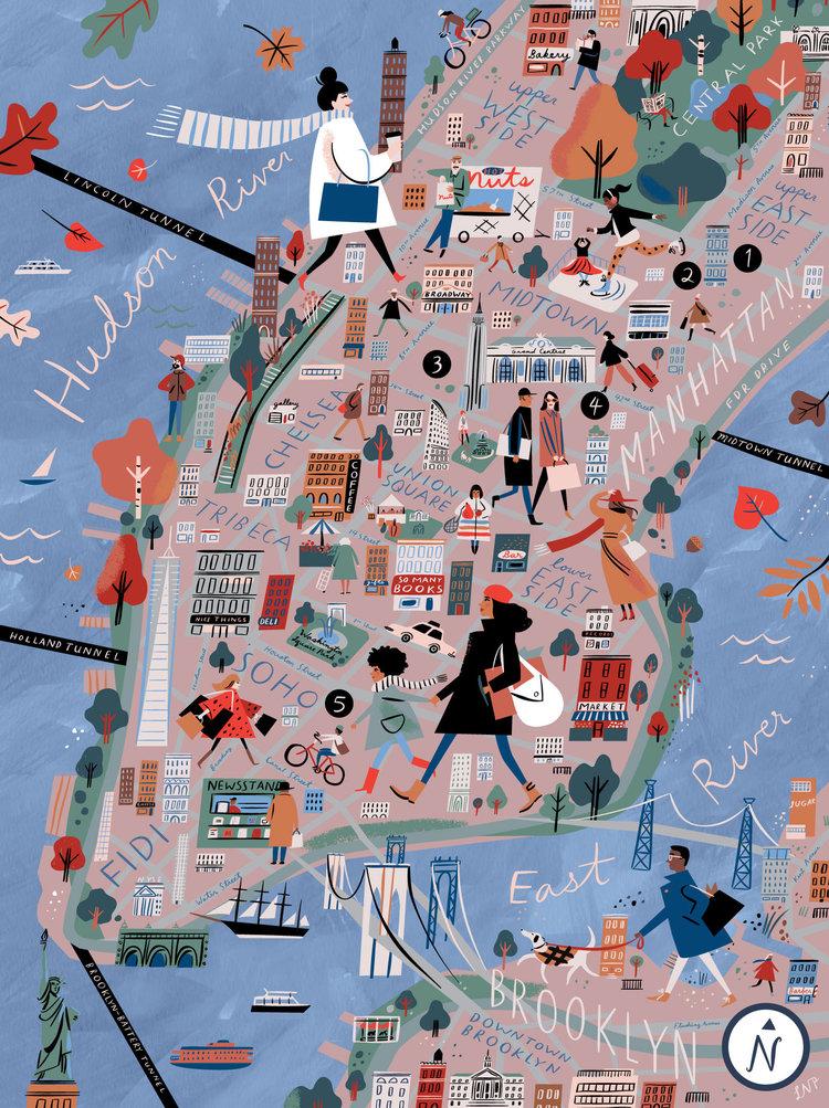 mapas-ilustrados-libby-vander-ploeg-otono-en-ny