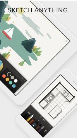 herramientas de diseño y de dibujo 4 paper