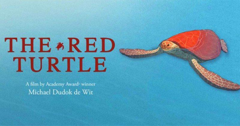 película de animación red turtle