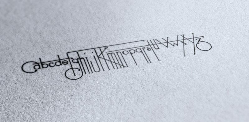 tipografía handwritten gratis futuracha