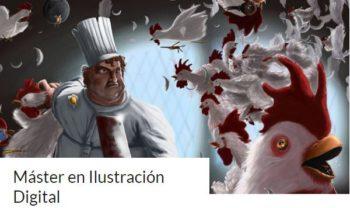 Master ilustración Digital