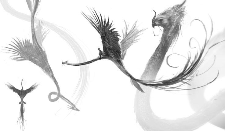 Trabajo Artistico En Animales Fantasticos Y Donde Encontrarlos