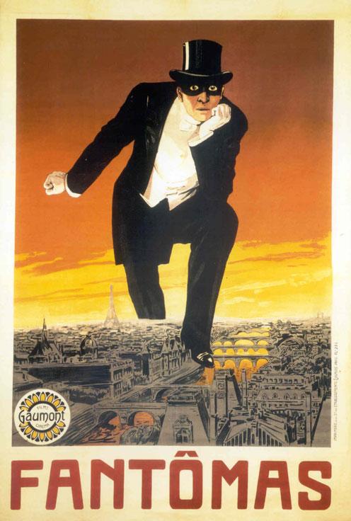 ilustración de los carteles de cine 2