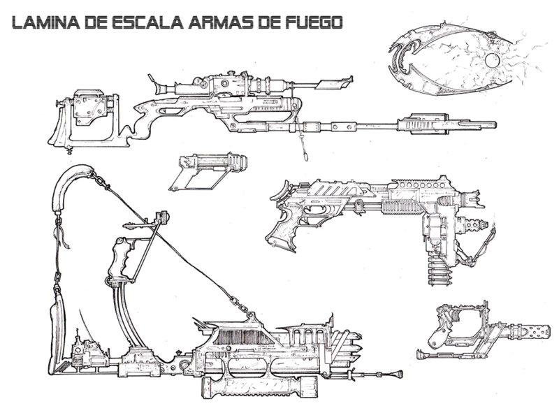 Diseño de Props para Videojuegos de Samuel Díaz