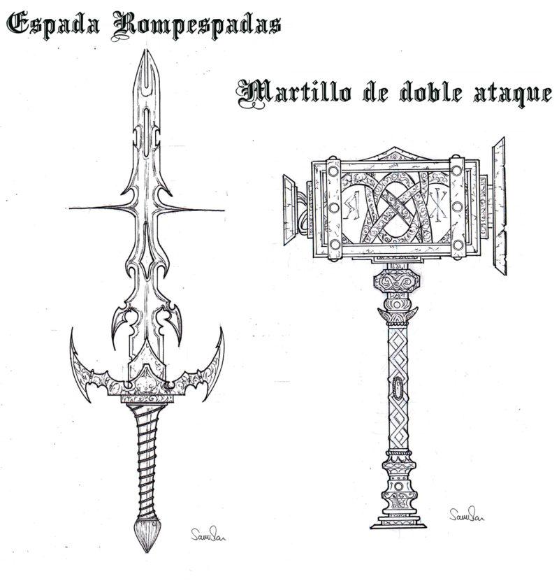 Concepts para Diseño de Props de Samuel Díaz