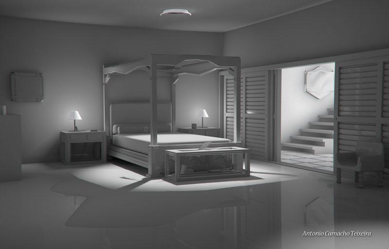 Beneficios del rendering 3d en dise o de interiores arteneo for Diseno de interiores en 3d