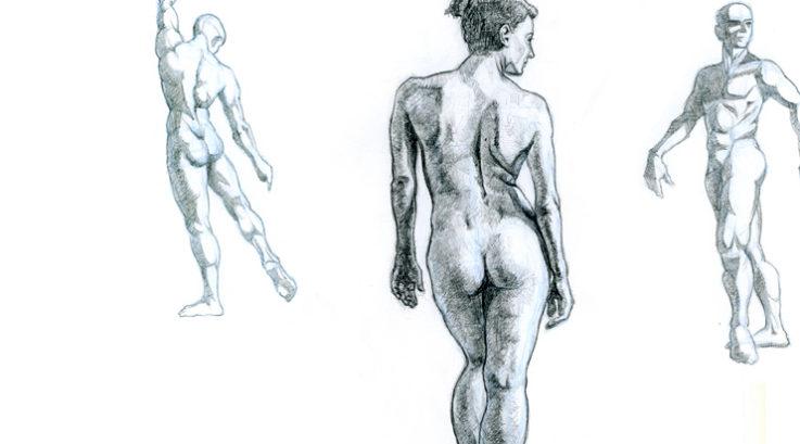 Máster Online del Arte del Dibujo de Figura Avanzado
