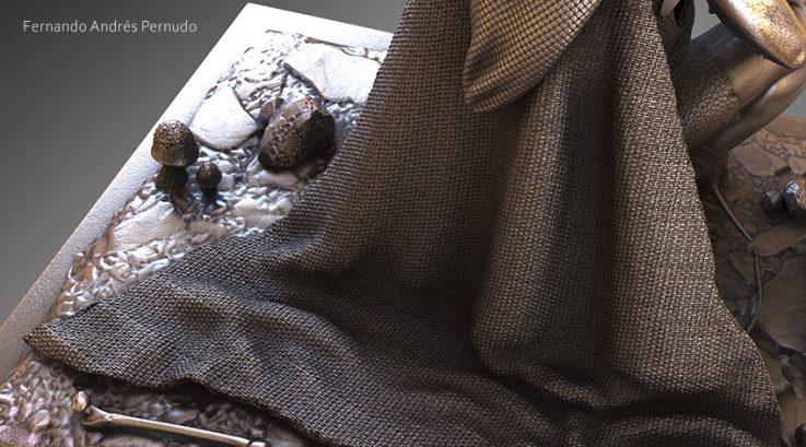 Curso Especialización Modelado de ropa y tejidos con Zbrush