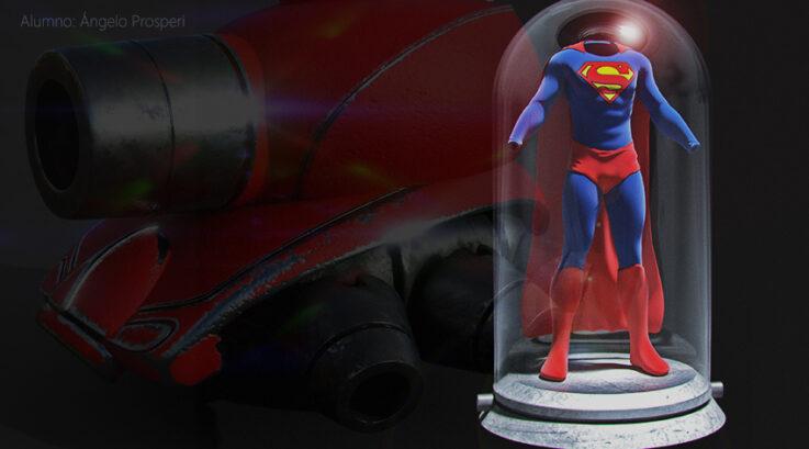 Máster Online 3D para Cine y Videojuegos